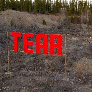 Tear Gravel pit
